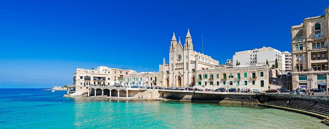 Počitnice na Malti.