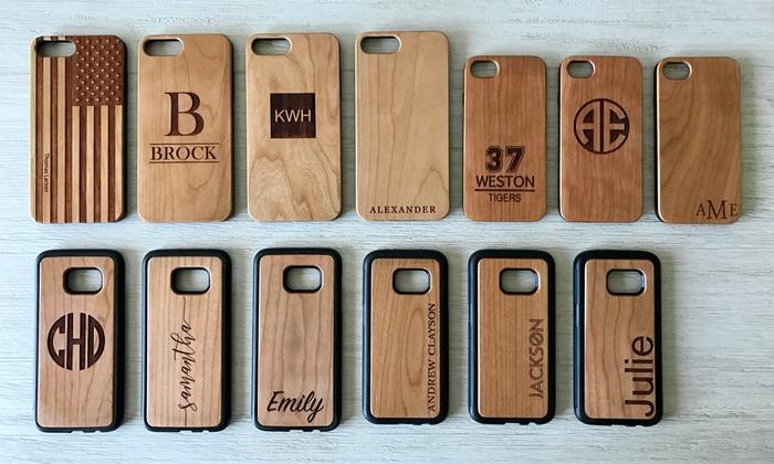 Leseni ovitki za mobilni telefon